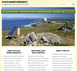 Place Based Research